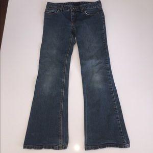 Polo Ralph Lauren denim jeans girls 10 blue